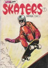 Skaters -1- Red Skate - Le justicier à roulettes