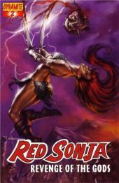 Red Sonja: Revenge of the Gods (2011) -2- Issue #2