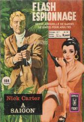 Flash espionnage (1re série) -54- Nick Carter à Saïgon