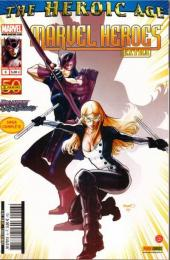 Marvel Heroes Extra (Marvel France - 2010) -6- Fantômes