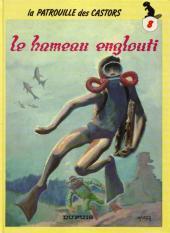 La patrouille des Castors -8d86- Le Hameau englouti