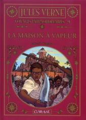 Jules Verne - Voyages extraordinaires -9- La maison à vapeur - Partie 3/3 - Vengeance