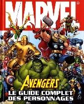 (DOC) Marvel Comics - Avengers - Le Guide complet des personnages