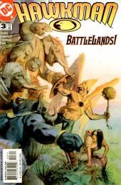 Hawkman Vol.4 (DC comics - 2002) -3- Lost in the battlelands