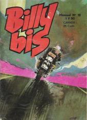 Billy Bis -18- Complot à Nistahan