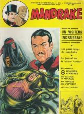 Mandrake (1e Série - Remparts) (Mondes Mystérieux - 1) -371- Un visiteur indésirable