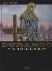 Durango -2d07- Les forces de la colère