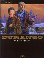 Durango -12c07- L'héritière