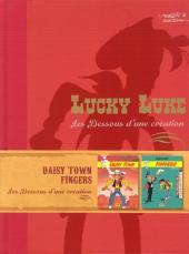 Lucky Luke - Les Dessous d'une création (Atlas) -21- Daisy Town / Fingers
