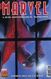 Marvel (Les grandes sagas) -HS01- Marvels (1/10)