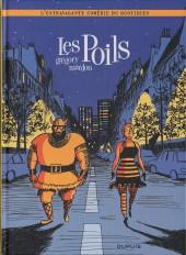 L'extravagante comédie du quotidien -1- Les Poils