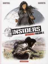 Insiders -INT2- Intégrale volume 2