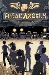 FreakAngels -4- Volume 4