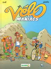 Les vélo Maniacs -7- Tome 7
