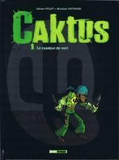 Caktus -1- Le masque de vert