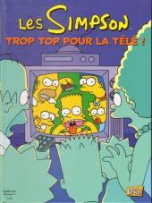 Les simpson (Jungle !) -14- Trop top pour la télé !