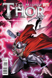Mighty Thor (The) (2011) -1- The Galactus seed 1 : the silence