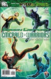 Green Lantern: Emerald warriors (2010) -9- War of the green lanterns part 6