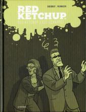 Red Ketchup (La Pastèque) -4- Red Ketchup s'est échappé !