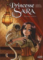 Princesse Sara -3- Mystérieuses héritières