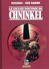 Le grand pouvoir du Chninkel - Tome 0d