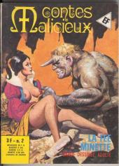 Contes malicieux -2- La fée minette