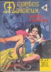 Contes malicieux -4- Serpent à minettes