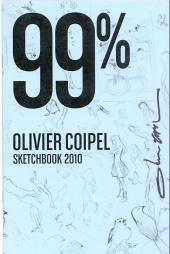 (AUT) Coipel - 99% sketchbook 2010