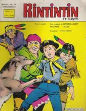 Rin Tin Tin & Rusty (2e série) -146/147- La Posada tragique
