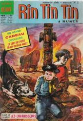 Rin Tin Tin & Rusty (2e série) -5- L'homme sans patrie
