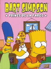 Bart Simpson (Jungle !) -1- Prince de la farce