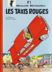 Benoît Brisefer -1b1984- Les taxis rouges