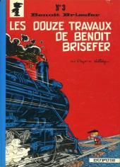 Benoît Brisefer -3b86- Les douze travaux de Benoît Brisefer