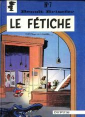 Benoît Brisefer -7a1988- Le fétiche