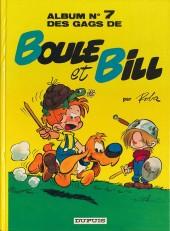Boule et Bill -7e82- Album N° 7 des gags de Boule et Bill