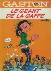 Gaston -10a1981- Le géant de la gaffe