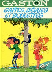 Gaston -11c1982- Gaffes, bévues et boulettes