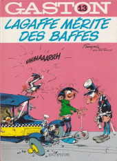 Gaston -13a1982/02- Lagaffe mérite des baffes