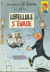 Gil Jourdan -1a- Libellule s'évade