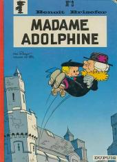 Benoît Brisefer -2a1986- Madame Adolphine