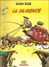 Lucky Luke -32Ind- La Diligence