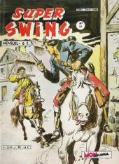 Super Swing -24- Kaï kaï kaï ! Pouik tombe sur un bec !