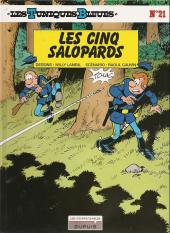 Les tuniques Bleues -21Ind- Les Cinq Salopards
