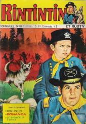 Rin Tin Tin & Rusty (2e série) -114- Le manitou des grandes eaux