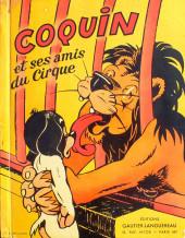 Coquin -2- Coquin et ses amis du cirque