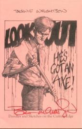 (AUT) Wrightson (en anglais) -5- Look Out - He's Got an Axe!