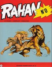Rahan (1re Série - Vaillant) -0HS- Le secret du soleil - la horde folle - le piège à poissons