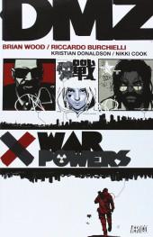 DMZ (2006) -INT07- War Powers