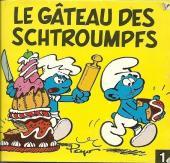 Schtroumpfs (Mini-Albums) -1- Le gâteau des Schtroumpfs