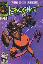 Longshot (1985) -5- Deadly lies